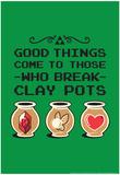 Snorg Tees - Zelda Plakát