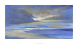 Surfer's Beach Sky Limited Edition by Sheila Finch