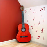 Music Notes (x14) Wall Decal
