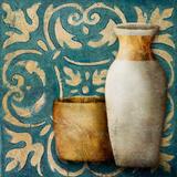 Moroccan Shine II Poster by Patricia Quintero-Pinto