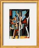 Three Dancers, c.1925 Posters by Pablo Picasso
