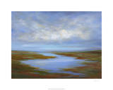 Pescadero Wetlands Limited Edition by Sheila Finch