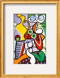 Nudez e natureza morta Arte por Pablo Picasso