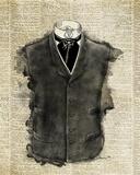 Gentlemen Vest Prints