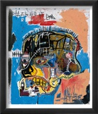 Untitled, 1981 Julisteet tekijn Jean-Michel Basquiat