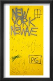 Untitled, 1980 Affiches van Jean-Michel Basquiat