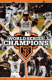 San Francisco Giants 2012 World Series Celebration Print