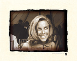 Honor Blackman Giclee Print