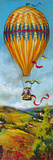 Air Balloon III Giclee Print by  Georgie