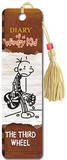 Diary of a Wimpy Kid - The Third Wheel Beaded Bookmark Bookmark
