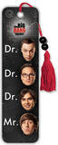 The Big Bang Theory - Mr. Wolowitz Beaded Bookmark Bookmark