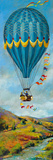 Air Balloon I Giclee Print by  Georgie