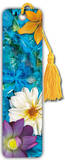 Flowered Fusion Tasseled Bookmark Bookmark