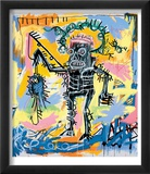 Untitled, 1981 Posters by Jean-Michel Basquiat