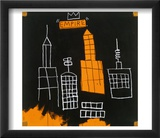 Mecca, 1982, Prints by Jean-Michel Basquiat