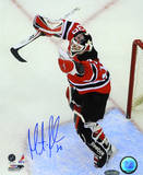 Martin Brodeur New Jersey Devils Autographed 552 Win Photo