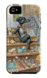 The New Yorker - Tag Sale- iPhone 5 Case iPhone 5 Case by Peter de Sève