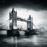 London Bus I Photographic Print by Jurek Nems