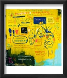 Hollywood Africans, 1983 Affiches par Jean-Michel Basquiat