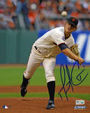 Matt Cain San Francisco Giants Autographed Photo (Hand Signed Collectable) Photo