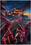 Dragon's Night Plakaty autor Tom Wood