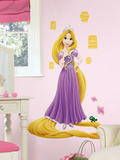Disney Tangled Princess Rapunzel Glow in Dark Wall Decal Wall Decal