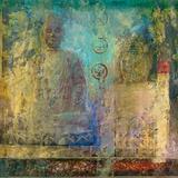Meditation Gesture IV Giclée-Druck von  Santiago
