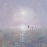 Moonlit Glow Giclee Print by Michael J. Sanders