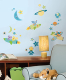 Rocket Dog Peel & Stick Wall Decals Wall Decal