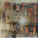 Etruscan Vision IV Giclee Print by  Douglas