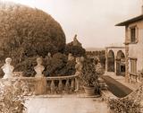 Villa Gamberaia Giclee Print by Charles Latham