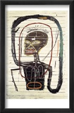 Flexible, 1984 Lámina por Jean-Michel Basquiat