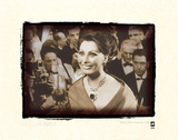 Sophia Loren At Cannes, 1966 Giclee Print by  British Pathe