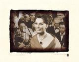 Sophia Loren At Cannes, 1966 Giclee Print