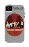Vanity Fair - December 1924 - iPhone 4/4s Case iPhone 4/4S Case by A.H. Fish