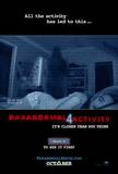 Paranormal Activity 4 Posters