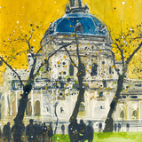 Autumn Gathering, Central Hall, Westminster Giclee Print by Susan Brown