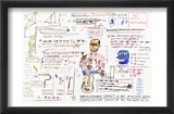 Undiscovered Genius Poster par Jean-Michel Basquiat