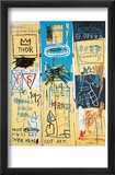 Charles the First, 1982 Prints by Jean-Michel Basquiat