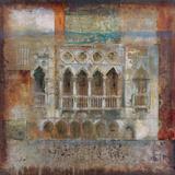 Pieces Of Tuscany III Impression giclée par  Douglas