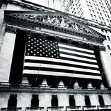 New York Stock Exchange Giclee Print by Josef Hoflehner