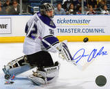 Jonathan Quick Los Angeles Kings Autographed Photo (Hand Signed Collectable) Photo