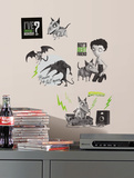 Frankenweenie Peel & Stick Wall Decals wandtattoos