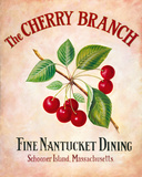 The Cherry Branch Giclee Print by Isiah and Benjamin Lane