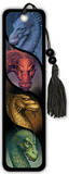 Four Dragons Beaded Bookmark Bookmark
