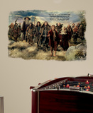The Hobbit Mini Mural Wall Decal