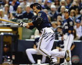 Ryan Braun Milwaukee Brewers Autographed Photo (Hand Signed Collectable) Photo