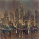 City Stage I Giclee Print by  Longo