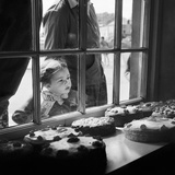 Cake Shop, Padstow, Cornwall, 1946-59 Giclee Print by John Gay