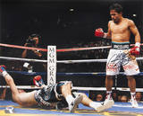 Manny Pacquiao Autographed Photograph with &quot;Pacman&quot; Inscription Photo